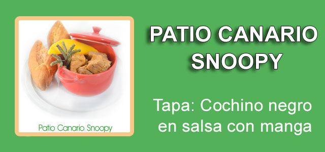 patio-canario-snoopy