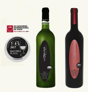 Mencey Chasna Concurso de vino internacional