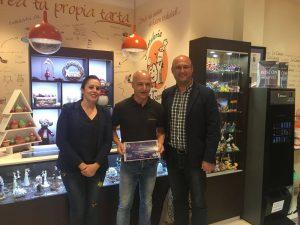 Premios Concurso de decoracion de escaparates navideños